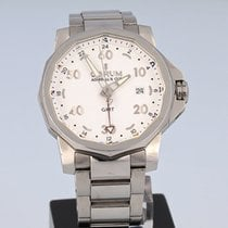 Corum Admiral's Cup (submodel) 01.0055 Very good Steel 44mm Automatic