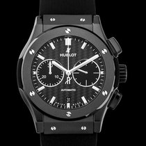Hublot Classic Fusion Chronograph Ceramic 45mm Black United States of America, California, San Mateo