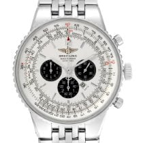 Breitling Navitimer Heritage Steel 43mm Silver United States of America, Georgia, Atlanta