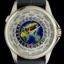 Patek Philippe World Time White gold 39.5mm United States of America, New York, New York
