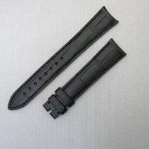 Vacheron Constantin Parts/Accessories 9757 new Crocodile skin Black