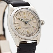 Rolex Bubble Back Steel 32mm Arabic numerals United States of America, California, Beverly Hills