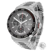 TAG Heuer Formula 1 Calibre 16 Steel 44mm Black