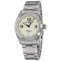 Bell & Ross Steel 36mm Automatic Vintage pre-owned United States of America, New York, Greenvale
