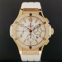 Hublot Automatic White 44mm pre-owned Big Bang 44 mm