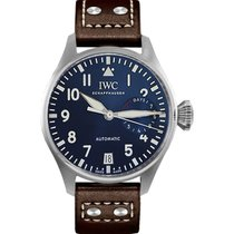 IWC Big Pilot new 2020 Automatic Watch with original box and original papers IW500916
