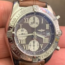 Breitling Steel A13358 pre-owned