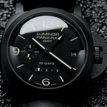 Panerai Luminor 1950 10 Days GMT Ceramic 44mm Black Arabic numerals United States of America, California, Irvine
