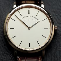 A. Lange & Söhne Saxonia 211.032 Very good Rose gold 40mm Manual winding