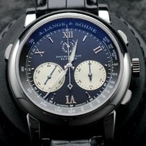A. Lange & Söhne Platinum 43mm Manual winding 404.035 pre-owned United States of America, California, Irvine