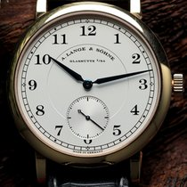 A. Lange & Söhne 1815 Red gold 40mm Silver Arabic numerals United States of America, California, Irvine