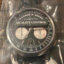 A. Lange & Söhne Datograph Platinum 41mm Black No numerals United States of America, California, Irvine
