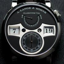A. Lange & Söhne Zeitwerk White gold 41.9mm Black Arabic numerals United States of America, California, Irvine
