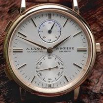A. Lange & Söhne Saxonia 386.032 Foarte bună Aur roz 38.5mm Atomat