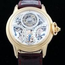 Glashütte Original Julius Assmann 1- 53-01-01-01-06 Very good Rose gold 40mm Manual winding