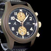 IWC Fliegeruhr Chronograph neu 2019 Automatik Chronograph Uhr mit Original-Box und Original-Papieren IW388006
