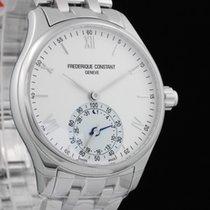 Frederique Constant Horological Smartwatch FC-285S5B6B Não usado Aço 42mm Quartzo