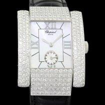 Chopard La Strada Bílé zlato 46.5mm Perleťová