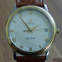Omega De Ville Prestige Gold/Stahl 34mm Silber Römisch Deutschland, Niederbayern