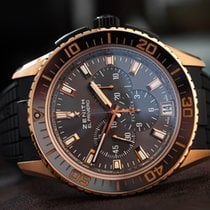 Zenith Rose gold Automatic Brown 46mm new El Primero Stratos Flyback