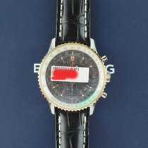 Breitling Staal Navitimer 1 B01 Chronograph 43 43mm nieuw
