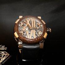 Romain Jerome Titanic-DNA nuevo Automático Reloj con estuche y documentos originales 500226