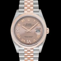 Rolex Datejust Steel 36mm Pink United States of America, California, San Mateo