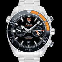 Omega Seamaster Planet Ocean Chronograph Steel 45.5mm Black United States of America, California, San Mateo