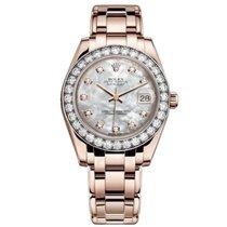 Rolex Pearlmaster 81285 2020 nuevo