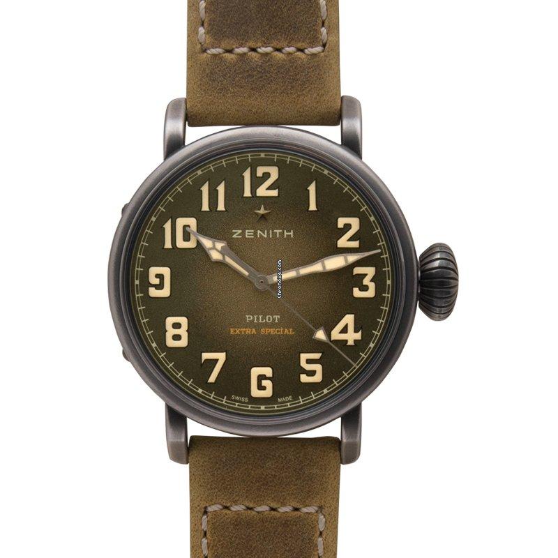 Zenith Pilot Type 20 Extra Special 11.1943.679/63.C800 2021 nouveau