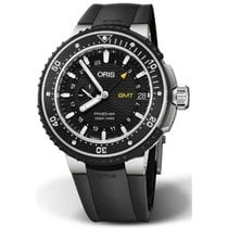 Oris ProDiver GMT new 2020 Automatic Watch with original box and original papers 01 748 7748 7154-07 4 26 74TEB