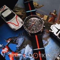 Omega Speedmaster Professional Moonwatch Stål 42mm Sort Ingen tal