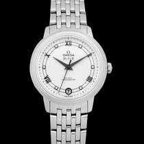 Omega Women's watch De Ville Prestige 32.7mm Automatic new Watch with original box and original papers