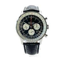 Breitling Navitimer 01 (46 MM) новые 2021 Автоподзавод Хронограф Часы с оригинальными документами и коробкой AB0127211B1P1
