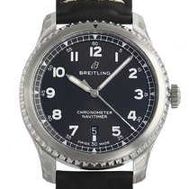 Breitling Steel 41mm Automatic A17314101B1X1 new