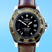Breitling C17391 Gold/Steel 2014 Superocean 44 44mm pre-owned