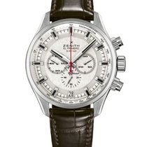 Zenith El Primero Sport Steel 45mm Silver No numerals United States of America, Texas, Houston