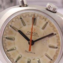 Omega Genève Сталь 35mm Цвета шампань