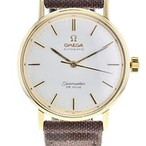 Omega Seamaster DeVille Yellow gold 34mm