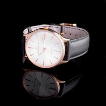 Hamilton Rose gold Automatic Silver 40mm new Jazzmaster Thinline
