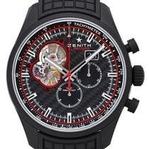 Zenith Automatic Black 45mm new El Primero Chronomaster