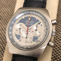 Zenith El Primero Chronograph AH 783, A783, 783, 020 E 340 & 319 1971 pre-owned