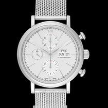 IWC Portofino Chronograph IW391009 2020 new