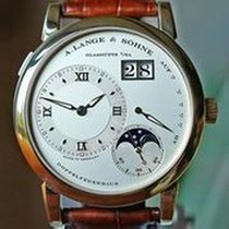 A. Lange & Söhne Yellow gold Manual winding Lange 1 pre-owned United States of America, Missouri, Chesterfield