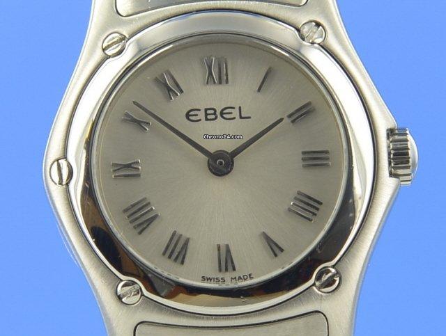 Ebel Sportwave 55501489 подержанные