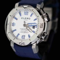 Clerc Hydroscaph H1 Chronometer Steel