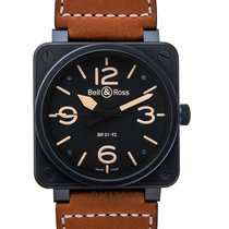 Bell & Ross BR 01-92 BR0192-HERITAGE 2020 new