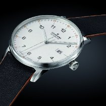 Junghans FORM A Steel 39,3mm White Arabic numerals