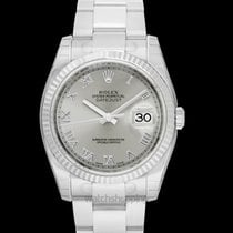 Rolex 116234 White gold 2018 Datejust 36.00mm new United States of America, California, San Mateo