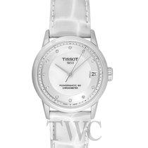 Tissot Luxury Automatic Acier 33.00mm Argent